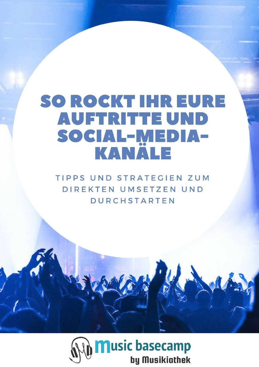 Guide: Social Media & Auftritte